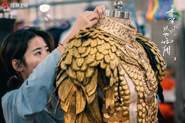 香蜜沉沉烬如霜匠心获认可精致造型打造潮范中国风